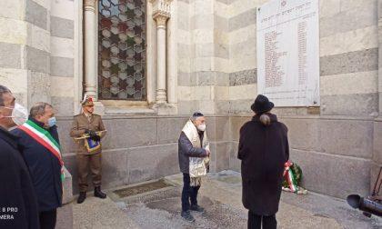 Giornata della Memoria 2021: il ricordo della Shoah in Sinagoga