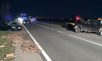Incidente sulla Sp 31 bis: tre auto coinvolte, 50enne in ospedale