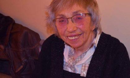 Mancata la professoressa Sassi, aveva 86 anni