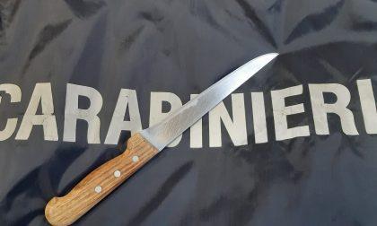 Tenta il suicidio, salvata dai Carabinieri