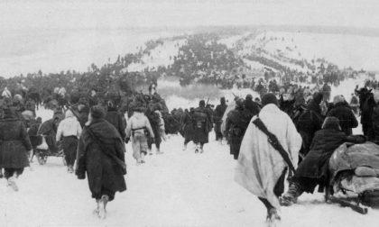 Alpini Vercelli: una messa per i caduti in Russia