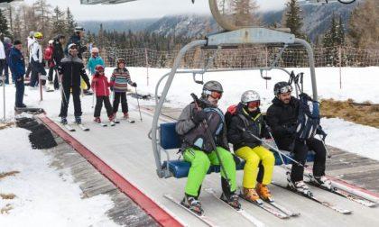Dal 18 gennaio riaprono gli impianti da sci