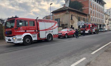 Corso Gastaldi: rischio crolli dal rudere