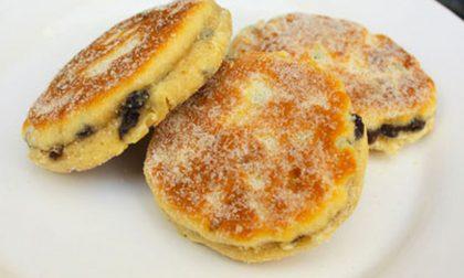 Welsh cakes: le tortine da cuocere in padella
