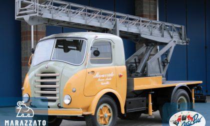 La collezione di Camion storici Marazzato cresce con un nuovo gioiello