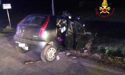 Incidente vicino a Borgo d'Ale due bimbe di Tronzano gravi