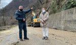 Valsesia: avanzano i lavori della SP 105V dopo l'alluvione
