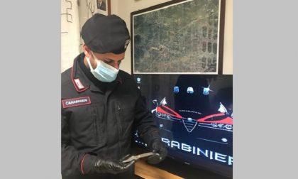 Coltello da 7 cm in auto: denunciato un 36enne georgiano
