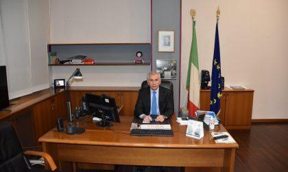 Nuovo questore a Vercelli: è Maurizio Di Domenico