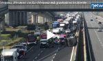 Mortale sulla A4 a Chivasso, traffico bloccato