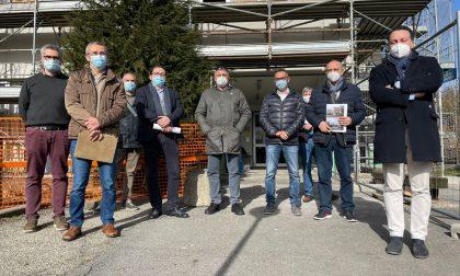 Borgosesia: lavori di riqualificazione di Itis e liceo Scientifico