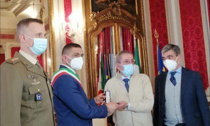 Medaglia alla memoria del bersagliere Passarinche scelse il lager per non obbedire al fascismo