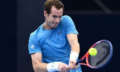 Clamoroso a Biella: Andy Murray iscritto al Challenger 125