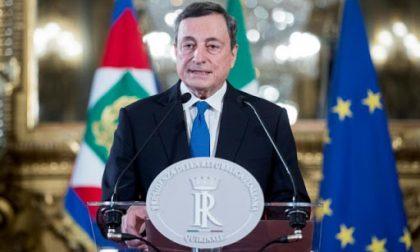 Draghi annuncia riapertura della scuola fino alla prima media in zona rossa