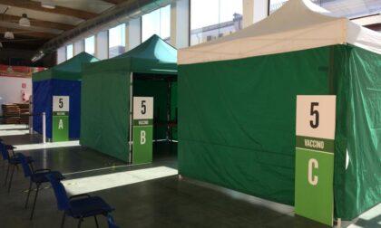 Trino accelera sulle vaccinazioni con il nuovo centro