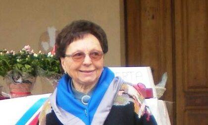 Addio a Mariuccia Corbetta, instancabile volontaria