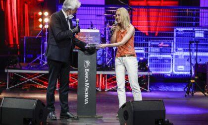 Francesca Sarasso si aggiudica il premio del pubblico a Musicultura