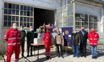 Rotary Club: donate uova di Pasqua alla Croce Rossa