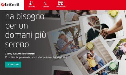 Unicredit premia Diapsi Vercelli