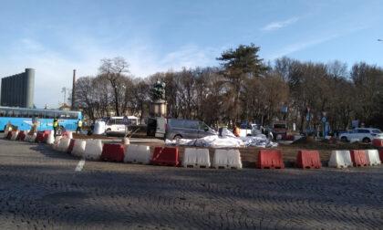 La minoranza fa le pulci sui lavori di piazza Roma