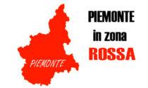 Il Piemonte resta in zona Rossa
