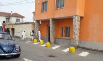 Santhià: fuga di gas e soccorso a persona in via Ariosto
