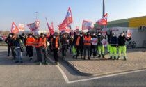 Lo sciopero alla Coop di Vercelli prosegue