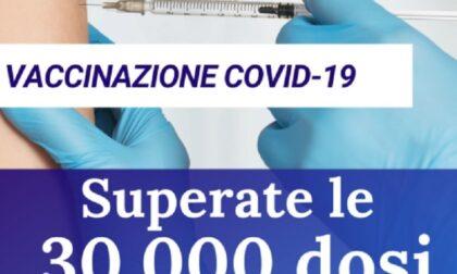 Asl Vercelli: 30.000 dosi di vaccino e nessuno spreco