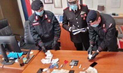 Spaccio di droga: triplice arresto dopo le perquisizioni