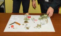 Serravalle Sesia: 24enne arrestato per possesso di droga ai fini di spaccio