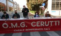 Crisi Cerutti: concessa la cassa Covid