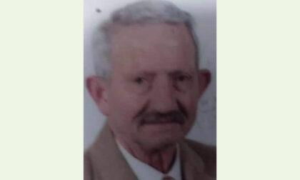 Pensionato scomparso a Crescentino, continuano le ricerche