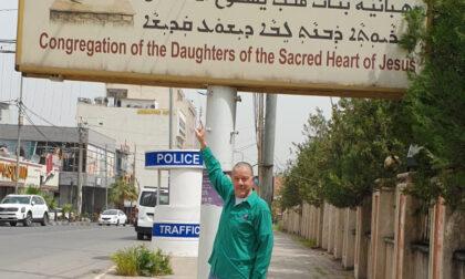 Grazie a Carlo Olmo, Erbil ha un ambulatorio sanitario