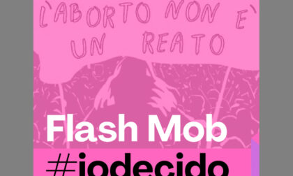 #iodecido: flash mob sindacale contro i Pro Vita nei consultori