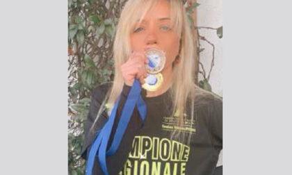 Greta: atleta dopo un incidente