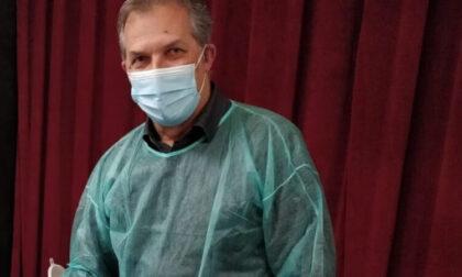 Direttore sanitario prende lo zaino e va a vaccinare gli anziani in alta Valsesia