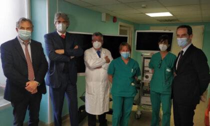 Urologia, nuova strumentazione per interventi sempre meno invasivi