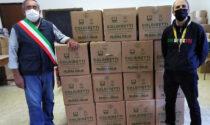 Operazione solidarietà Coldiretti: a Tricerro 750 chili di prodotti di qualità