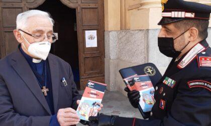 """""""Non ti conosco, non apro e chiamo i Carabinieri"""": campagna di sensibilizzazione"""