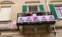 Tricerro in festa per il Giro d'Italia