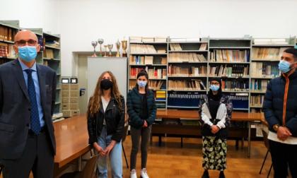 Gli studenti del Cavour incontrano il Collegio dei Geometri