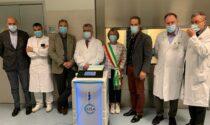 Salute: nuovo laser all'urologia dell'ospedale di Borgosesia