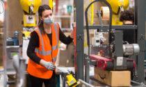 Amazon sviluppa a Vercelli i suoi nuovi robot