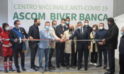 L'Asl di Vercelli raggiunge oggi le 80.000 dosi di vaccino somministrate