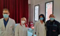 Vercelli raggiunge il record di 1732 vaccinati
