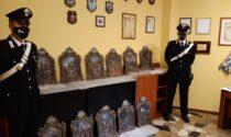 Ritrovate a Parma le opere lignee della Via Crucis rubate a Civiasco