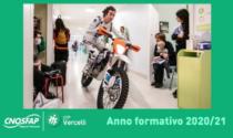 Emozioni in corsia: la mototerapia di Vanni Oddera