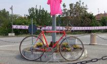 Tanta gente a Tricerro e Borgo Vercelli per la corsa rosa