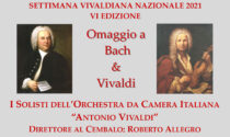 Concerto a San Germano Vercellese il 30 maggio, Omaggio a Bach & Vivaldi