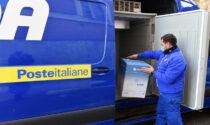 Poste Italiane consegna a Vercelli i vaccini Moderna